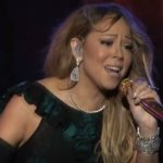 Mariah Carey Not Even Trying – Lip Syncing Her Own Song – Video