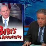 "Jon Stewart – Republicans Gave Netanyahu ""The Longest Blowjob A Jewish Man Ever Received"""