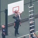 This Man Was Stuck In a Basketball Rim in Seattle – PICs