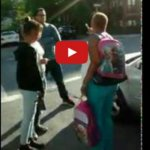 Angry Citizens Stopped Cops from Arresting 14 Year Old Girl – Video