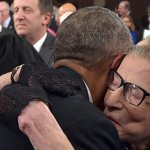 "Obama on Justice Ruth Ginsburg – ""The toughest justice on the Supreme Court"""