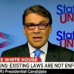 Rick Perry – More Guns in Movie Theaters Will Stop Shootings in Movie Theaters – Video