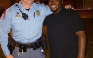 cop suspect