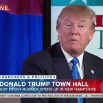 """Donald Trump – """"It's not been easy for me. My father gave me a small loan of $1 Million"""""""