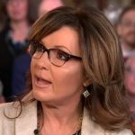 "Sarah Palin Denies Blaming Obama for Her Son's ""PTSD"""
