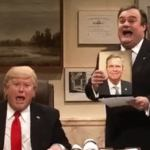 SNL – Donald Trump Considers George Zimmerman for Vice President – Video