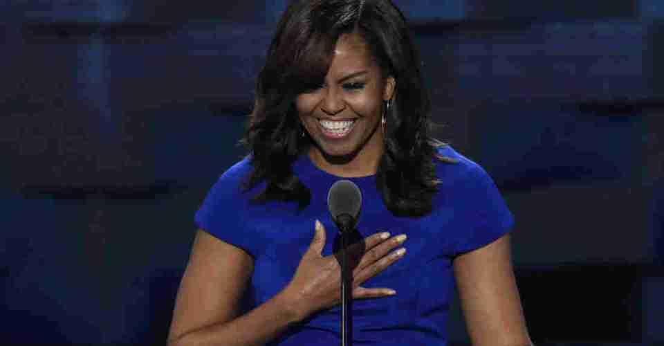 Michelle Obama DNC2016