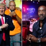 "Actor Don Cheadle to Donald Trump – ""die in a grease fire"""