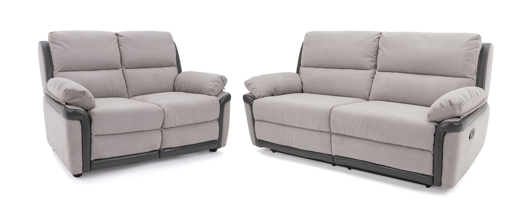 Sofa And Home Voucher Code Tahiti 3 Seater Recliner 2 Seater Fixed