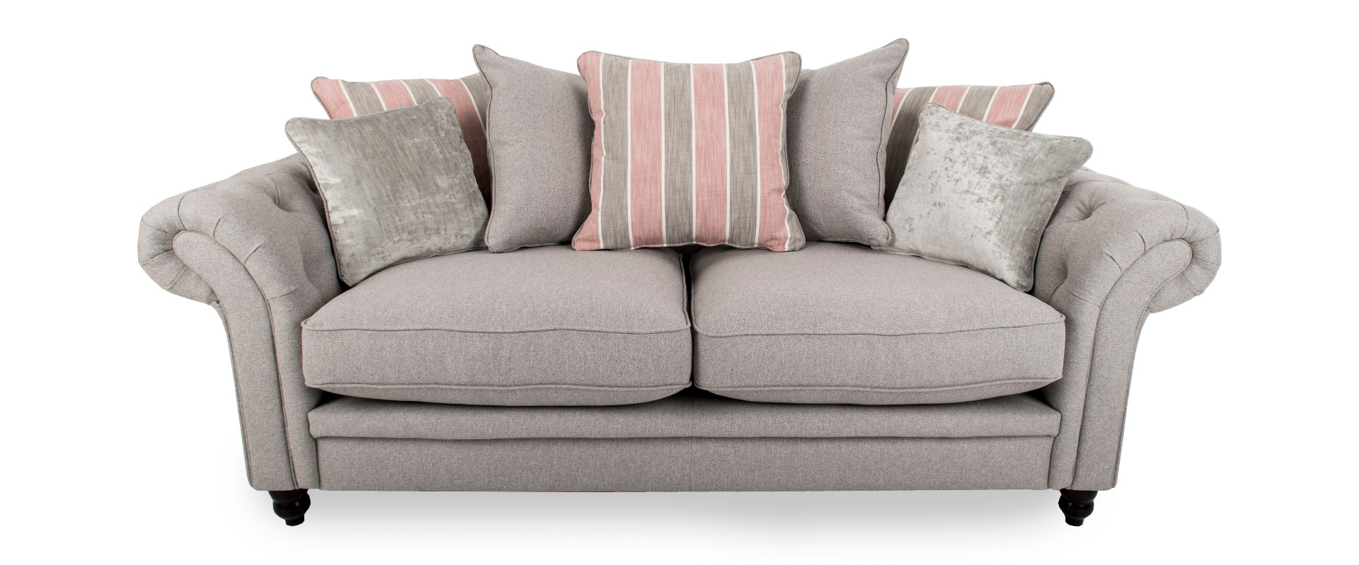 Sofa And Home Voucher Code Charlesville Fabric 3 Seater Sofa