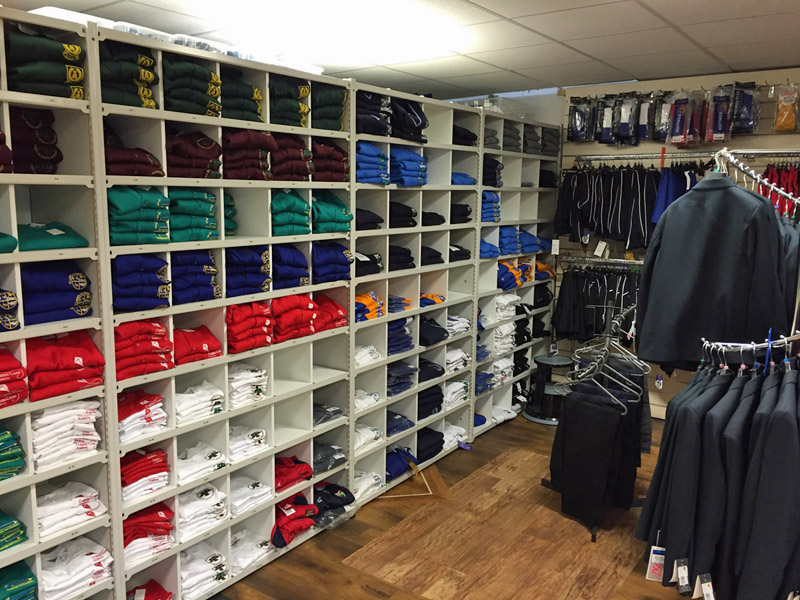 Clothes Storage Systems Pigeon Hole Racking Solutions | Static & Mobile