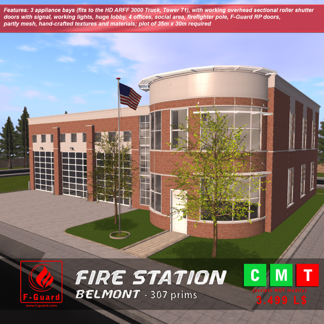 F-Guard Belmont Fire Station