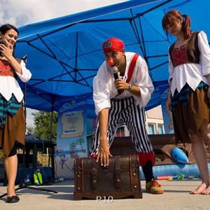 Pirátská show
