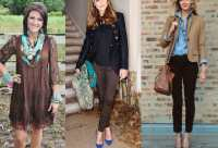 Colors that Go with Chocolate Brown Clothes - Outfit Ideas ...