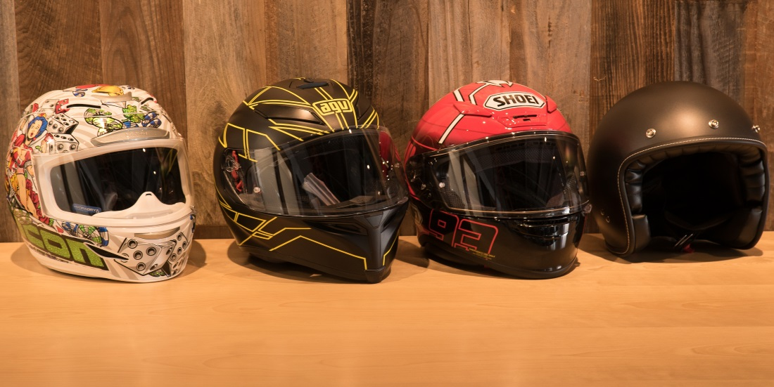 Motorcycle Helmet Size Guide - How To Measure  Fit The Right Helmet