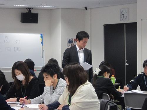 20160127 三幸福祉会様 主任副主任研修3