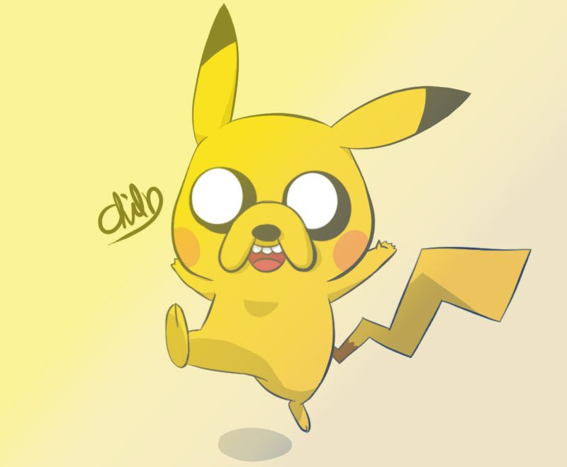 Cute Pikachu Hd Wallpapers 老皮 Blog 隨意窩 Xuite日誌