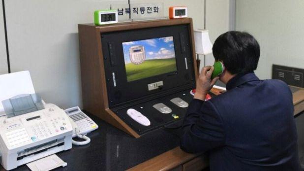 điện thoại,Triều Tiên,Hàn Quốc,đường dây nóng