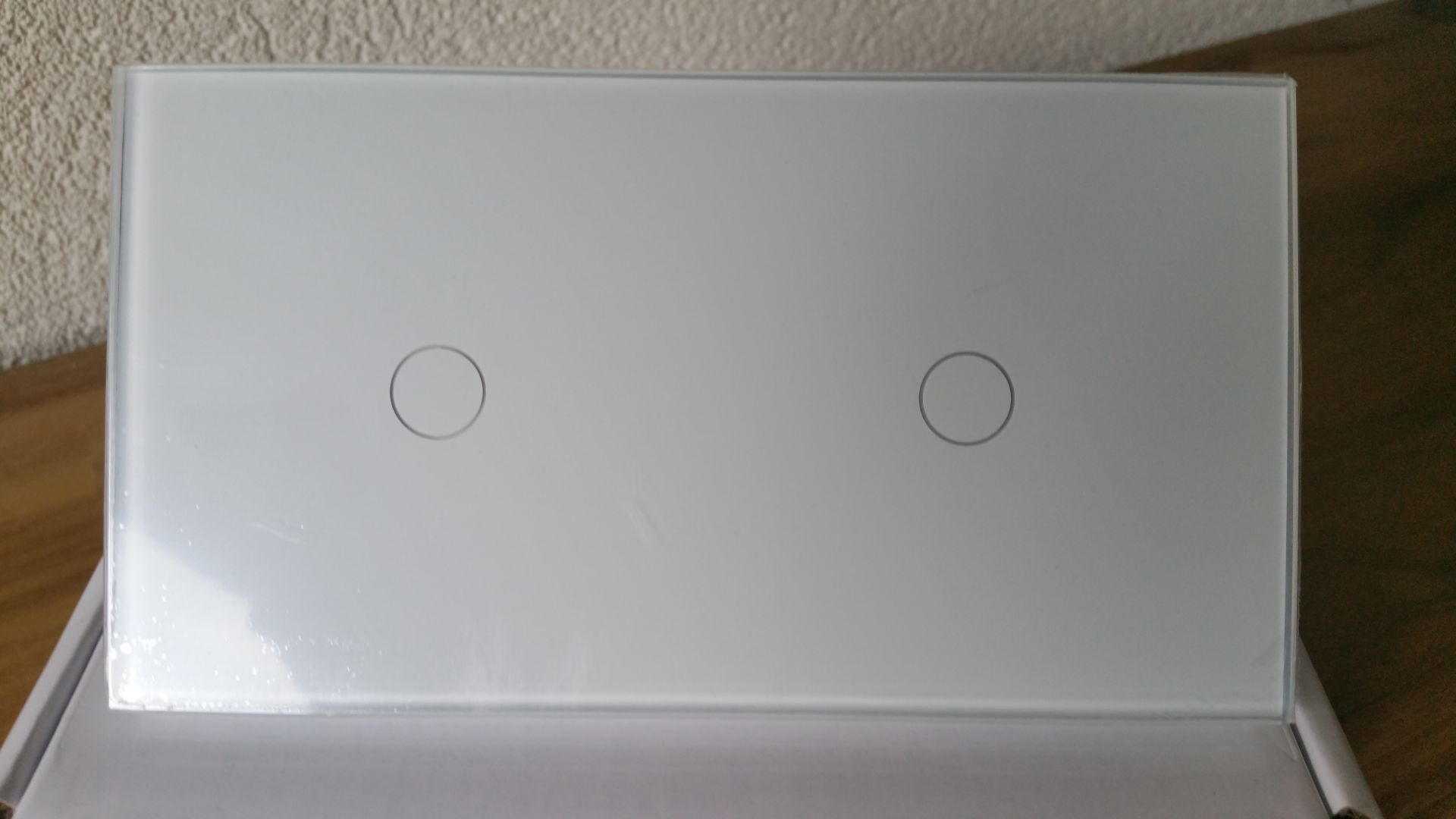 Dimmer Met Stopcontact Led Dimmer Remote Dubbel 1 43 1 Kanaal Wit Touch Dimmer