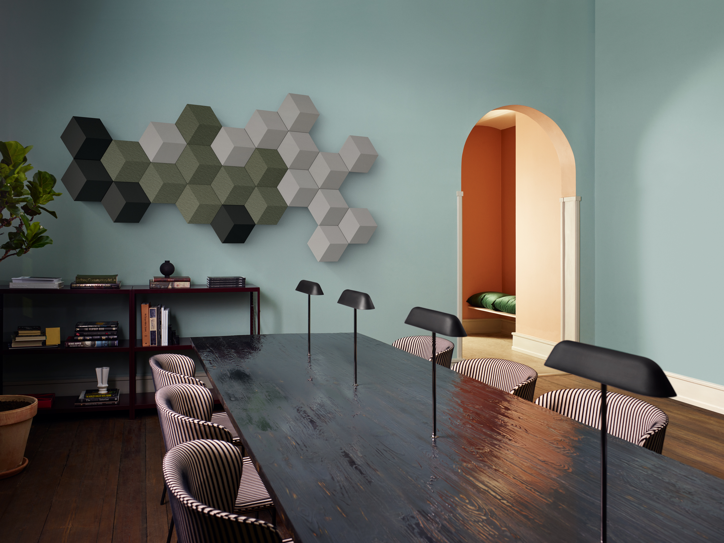 Bang And Olufsen Paris Music Off The Wall Nordic Design News