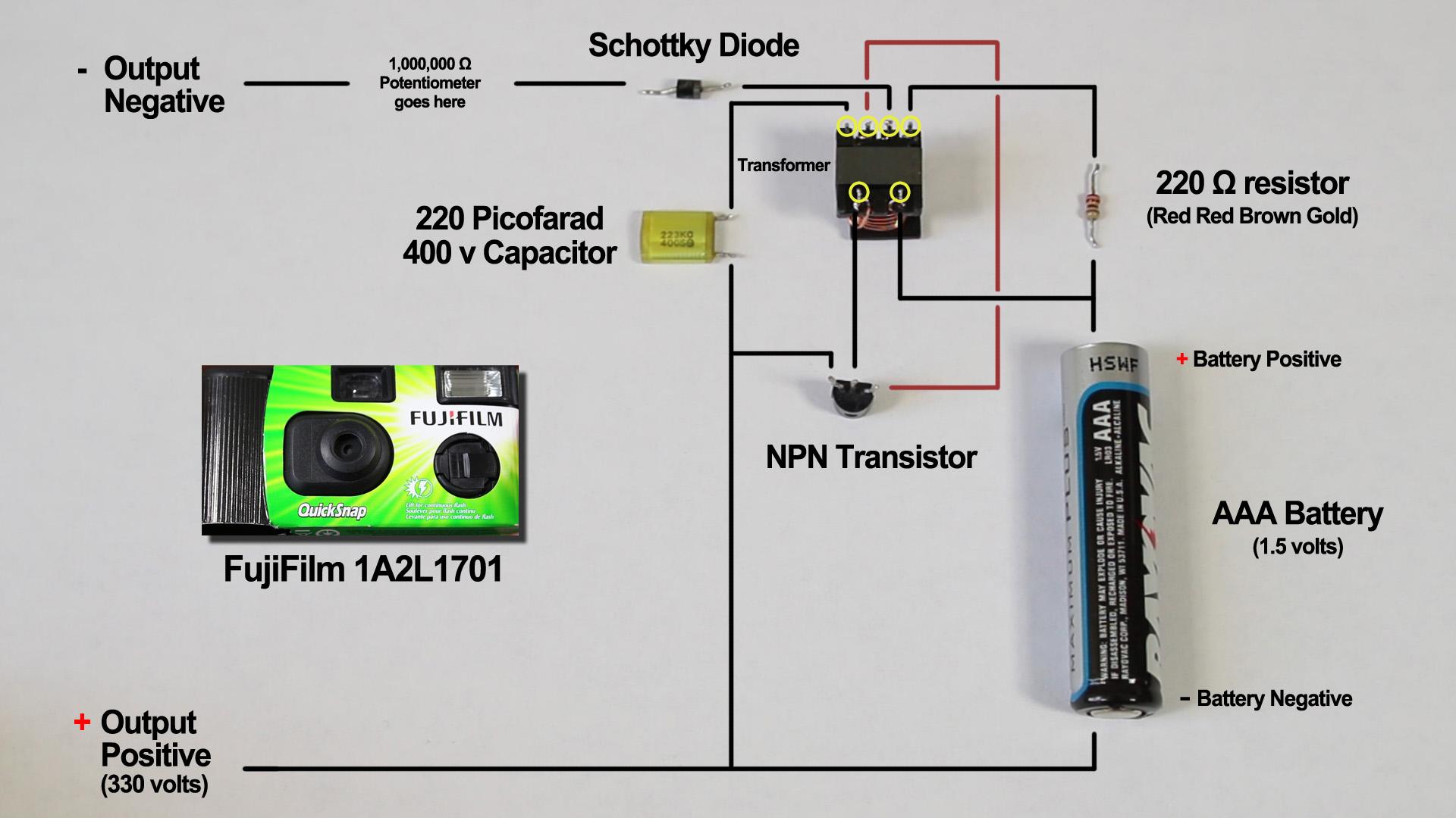 Taser Wiring Diagram Auto Electrical Circuit Schematic Wire