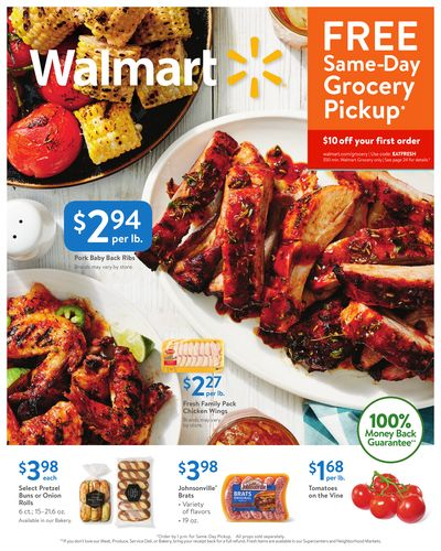 Get Walmart hours, driving directions and check out weekly specials