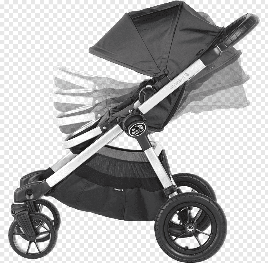 Baby Jogger City Select Baby Jogger City Select Double Baby Transport Infant Baby