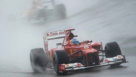 Alonso—Germany 2012 qualifying