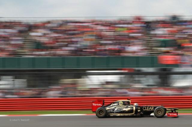 Kimi—Silverstone 2012