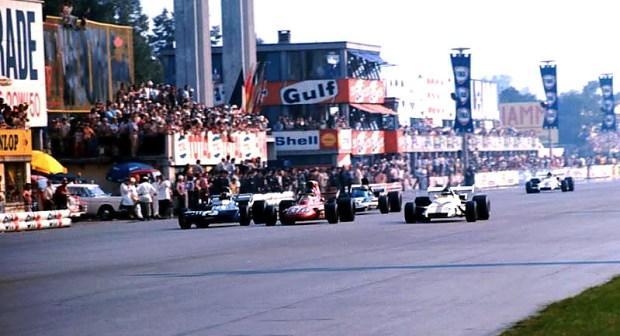 Gethin—Monza 1971