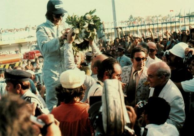 Fittipaldi—Argentina 1973