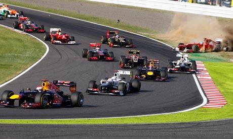 Alonso—Suzuka 2012