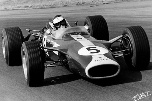 Clark—Silverstone 1967