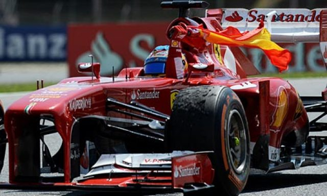 Alonso—Spain 2013
