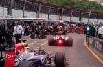 Pit Lane @ Monaco