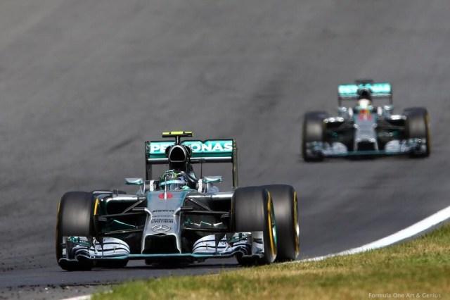 Rosberg—Austria 2014