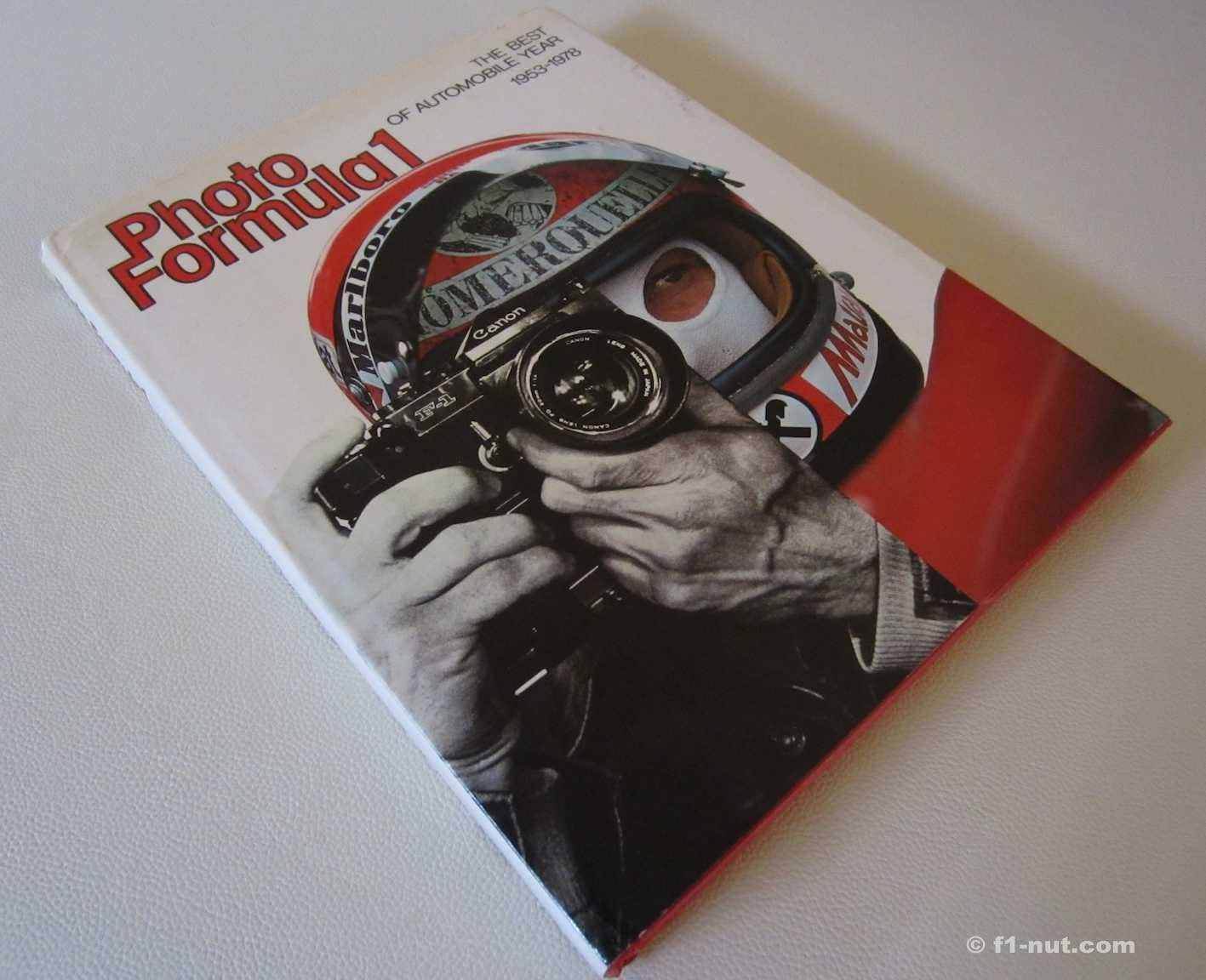 24 Auto Mobile Book Review: Photo Formula 1: The Best Of Automobile Year