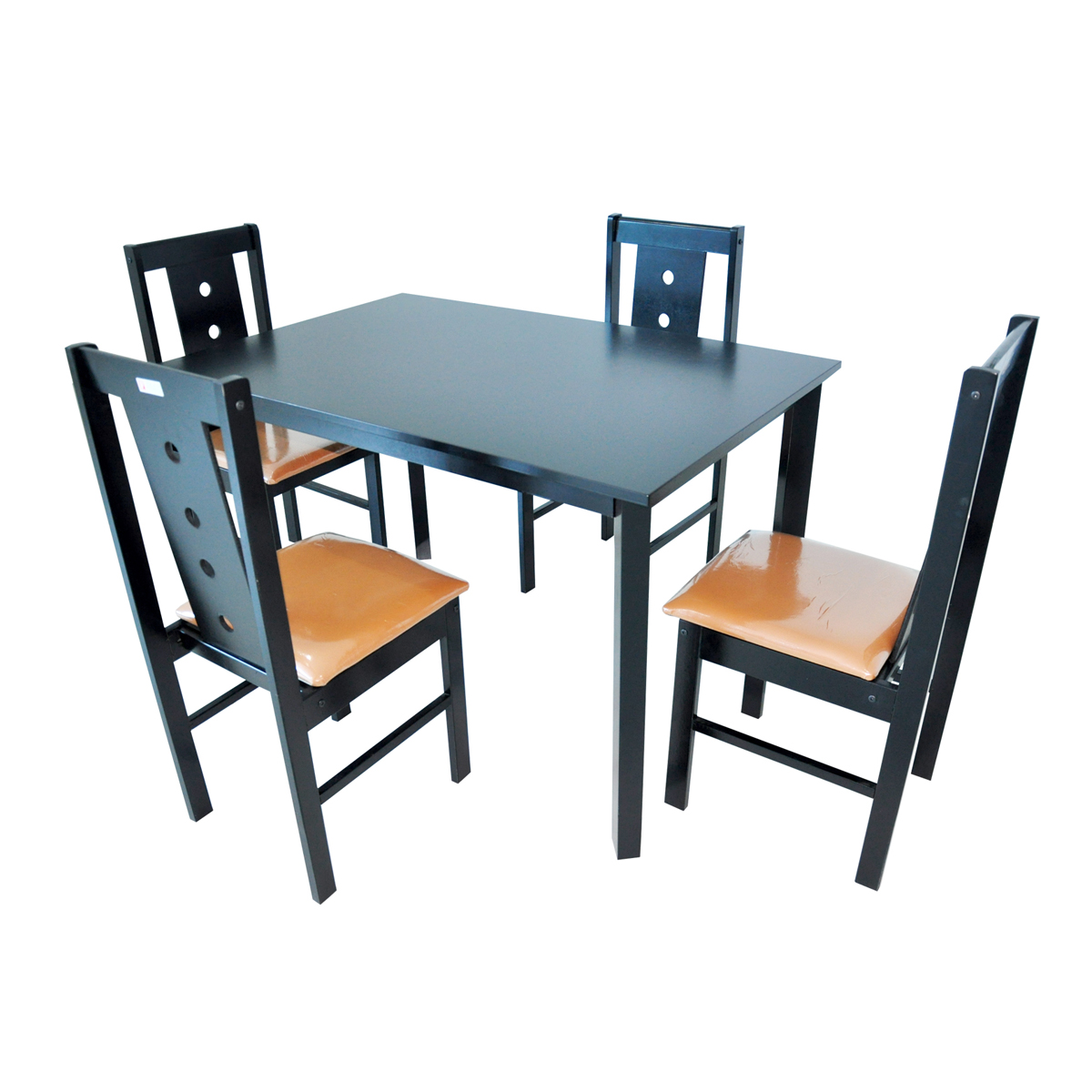 Model Kursi Meja Makan Felini Furniture Set Meja Makan 4 Kursi Mmk 4