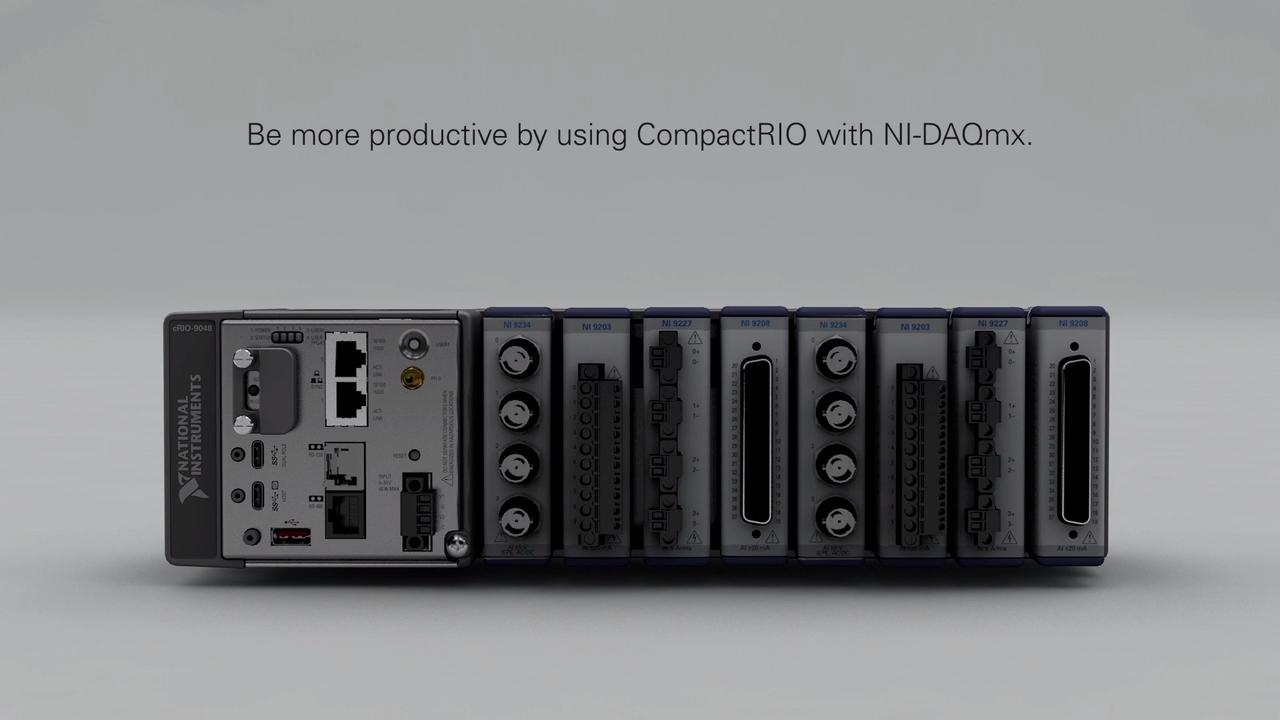 Compactrio System On Module What Is A Compactrio Controller National Instruments