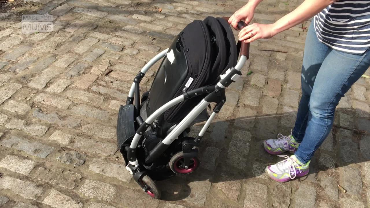Bugaboo Stroller How To Fold Bugaboo Bee 5 Stroller Review Lightweight Buggies