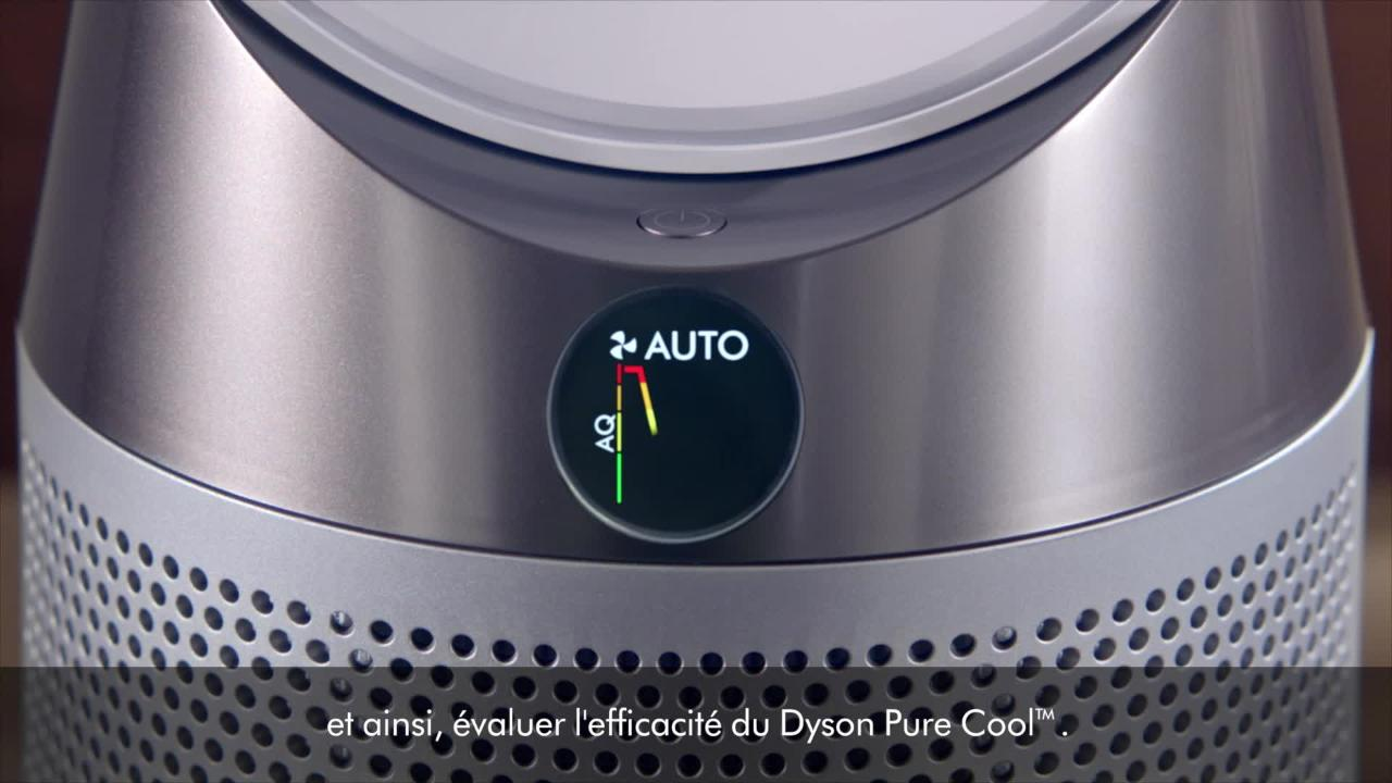 Ventilateur Colonne Carrefour Dyson Pure Cool Tour Blanc Argent Boutique Officielle