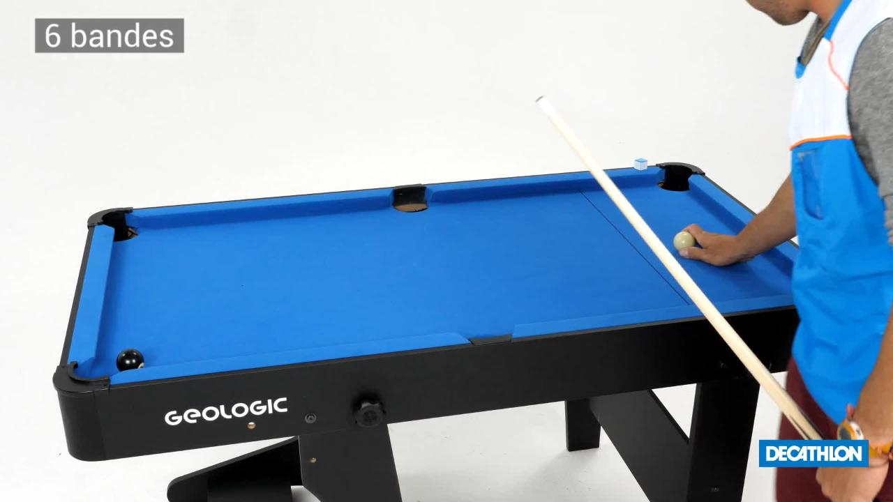 Billard Table A Manger Billard Tables Queues Et Accessoires De Billard Decathlon