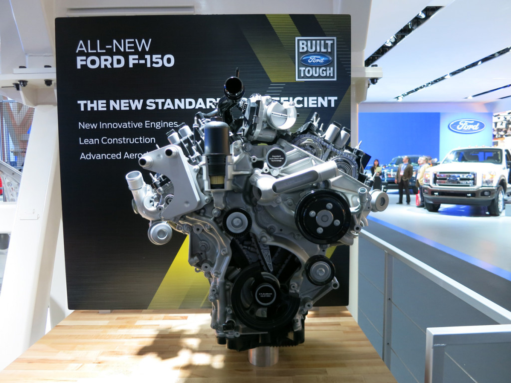 Store Banne 6 X 3.5 M In Detail The 2 7 Liter Twin Turbo Ecoboost Ford Trucks