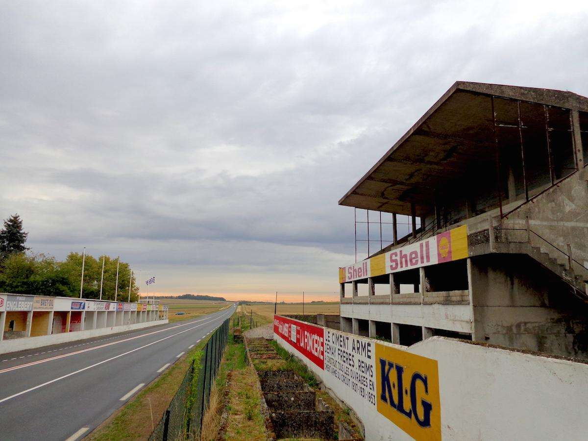 Bv Reims A Visit To The Reims Circuit In France F1destinations