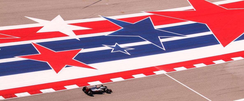 Trackside at COTA - 2018 US Grand Prix F1Destinations