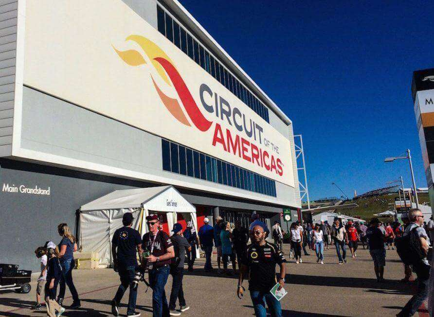Getting There  Around - United States Grand Prix at COTA
