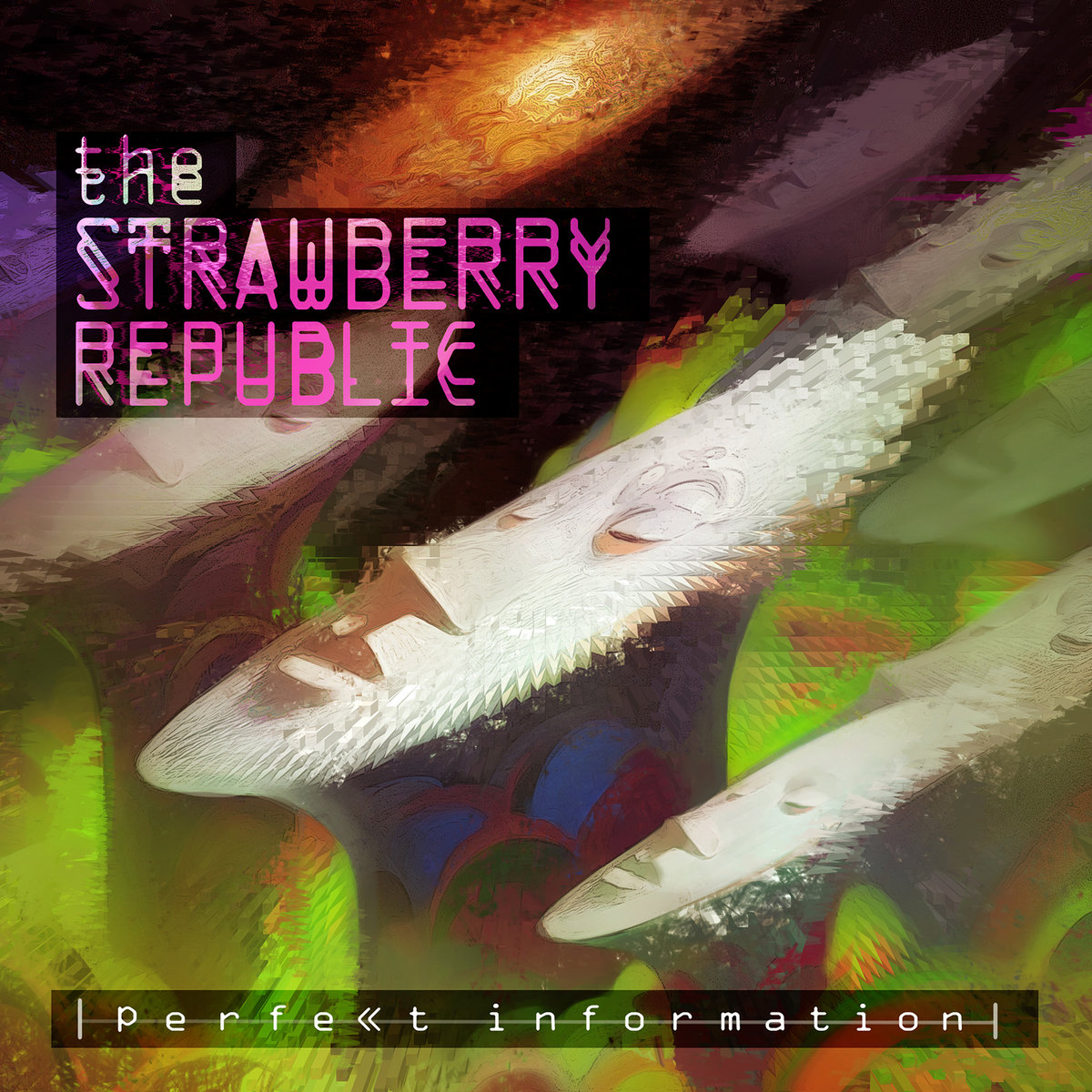 Perfekt G K N G R The Strawberry Republic