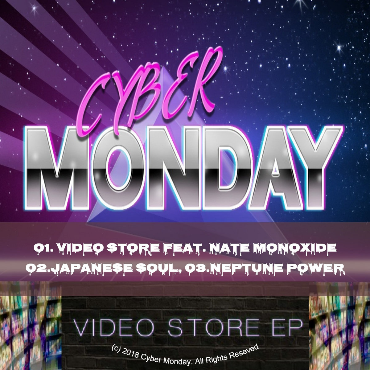 Musique Video Video Store Ep Pink Dolphin Music