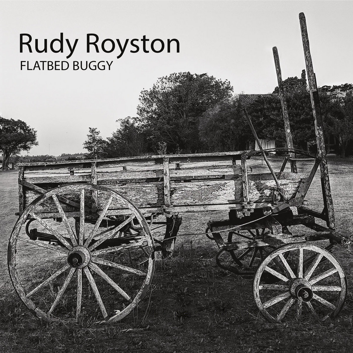 Black Buggy Days 2018 Flatbed Buggy Rudy Royston