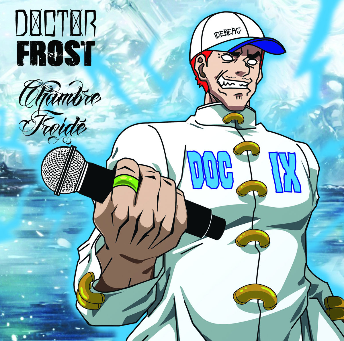 Chambre Best But Doctor Frost Chambre Froide Tiz On Recordz